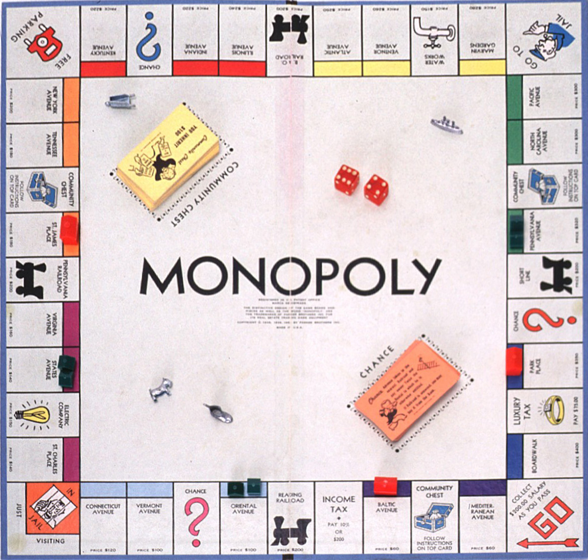 Excellent Monopoly Game Board 1169 x 1114 · 451 kB · jpeg